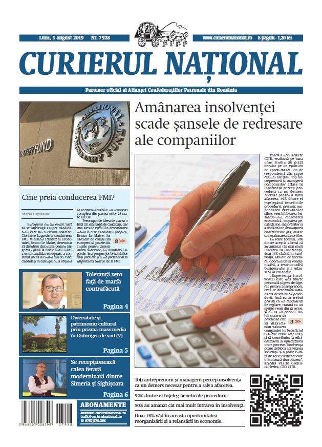 anunturi ziar curierul national 7928