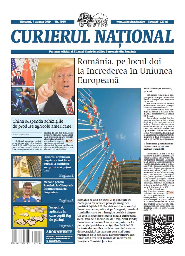 anunturi ziar curierul national 7930