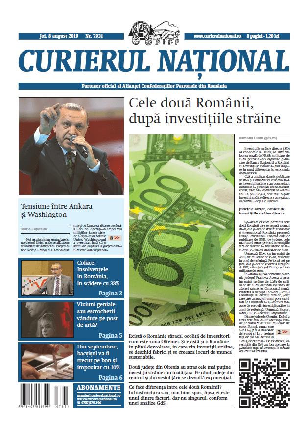 anunturi ziar curierul national 7931