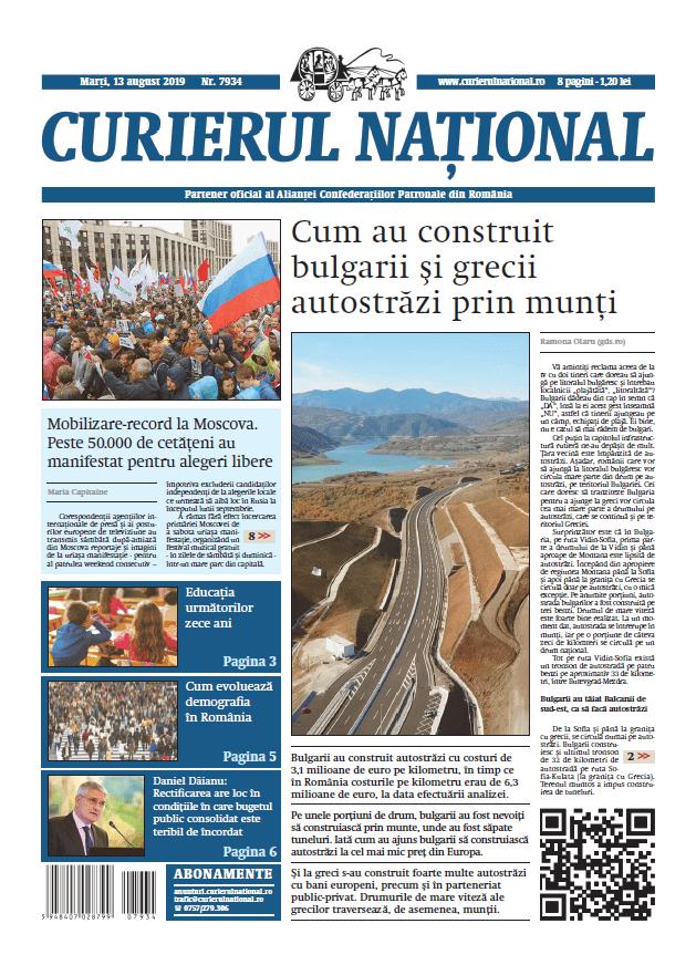 anunturi ziar curierul national 7934