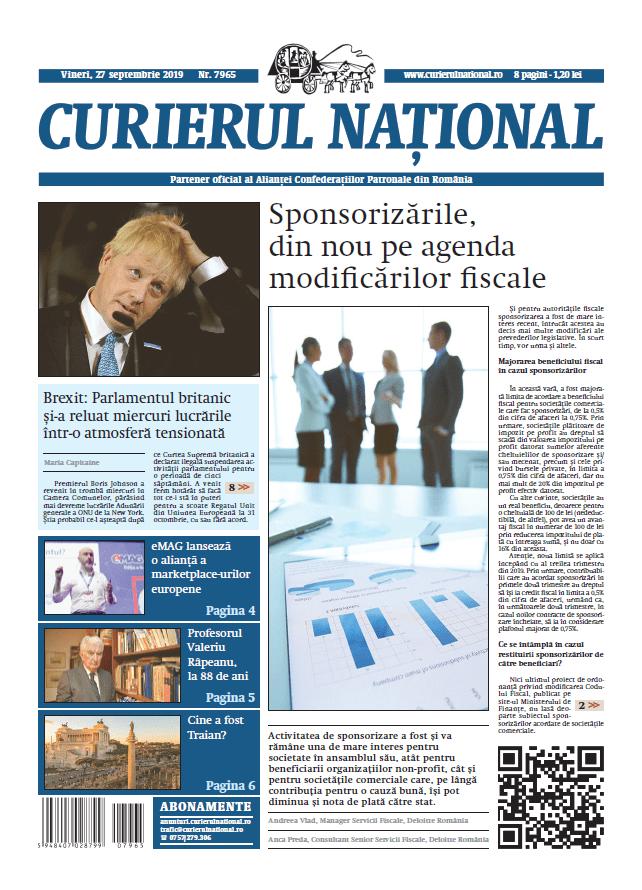 anunturi ziar curierul national 7965