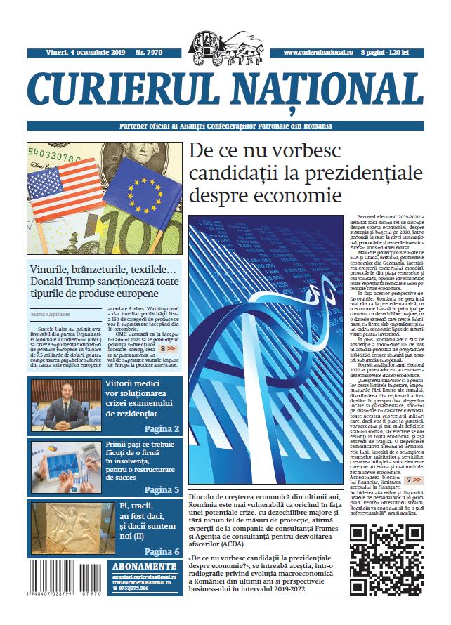 anunturi ziar curierul national 7970
