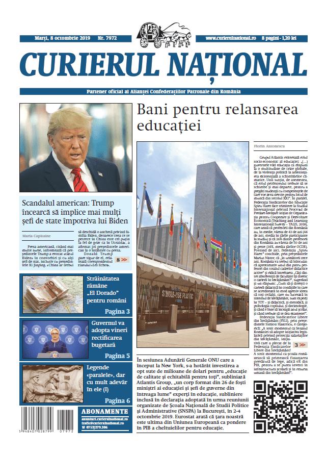 anunturi ziar curierul national 7972