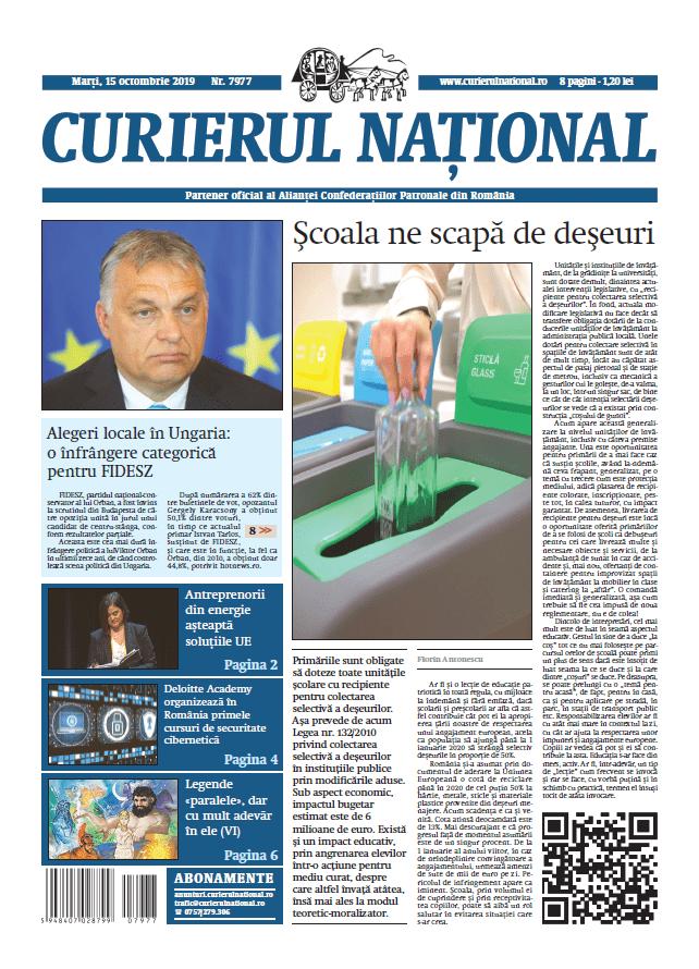 anunturi ziar curierul national 7977