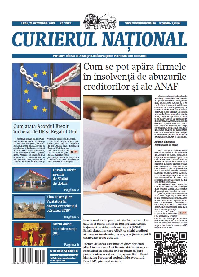 anunturi ziar curierul national 7981