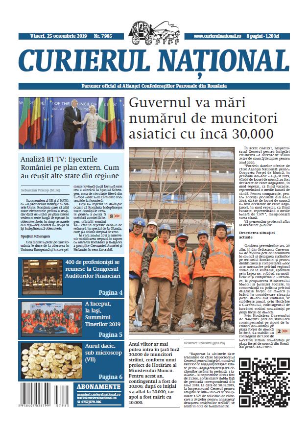 anunturi ziar curierul national 7985