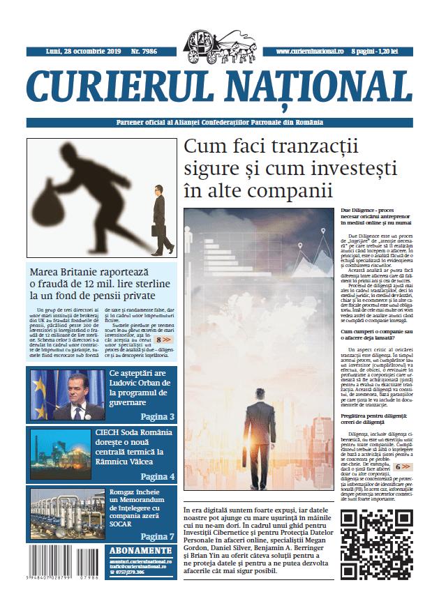 anunturi ziar curierul national 7986